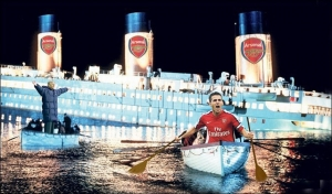Arsenal Titanic